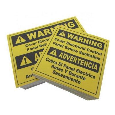 Custom Industrial Labels 1
