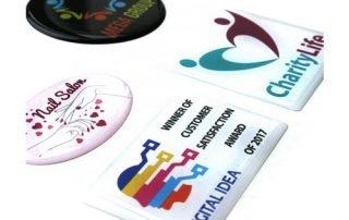 Custom Domed Stickers 5