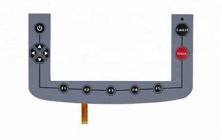 Custom Membrane Switch 11