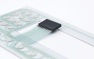 Custom Membrane Switch 2
