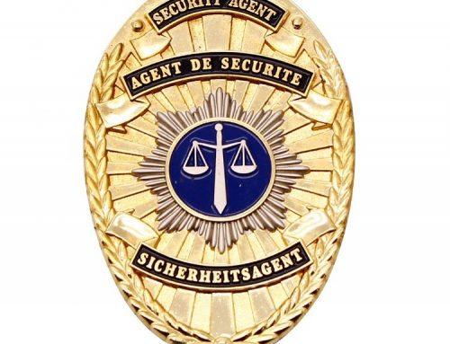 Custom 3 Dimensional Police Badges