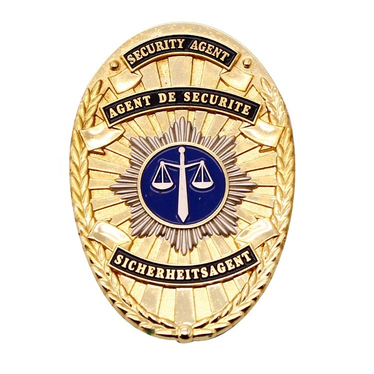nypd detective badge